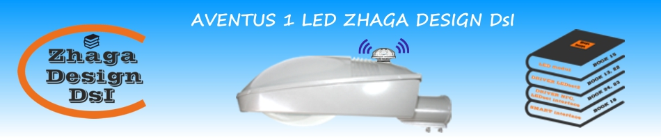 AVENTUS 1 LED SMART CITY ZB